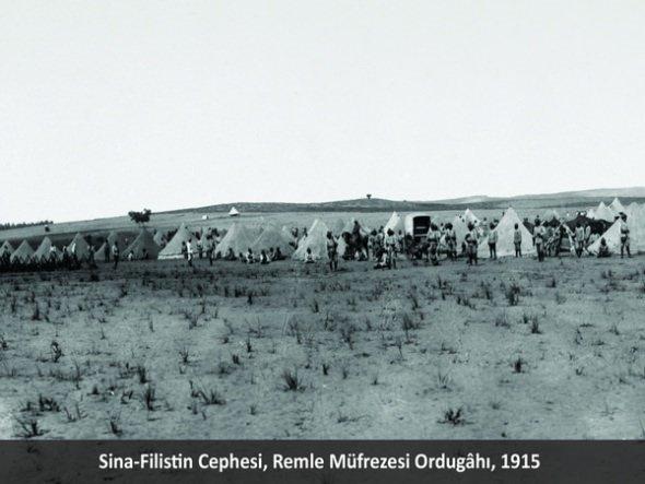 Genelkurmay yeni Çanakkale Savaşı fotoğrafları yayınladı