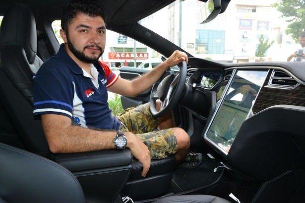 18 TL ile 500 km giden otomobil Türkiye'de