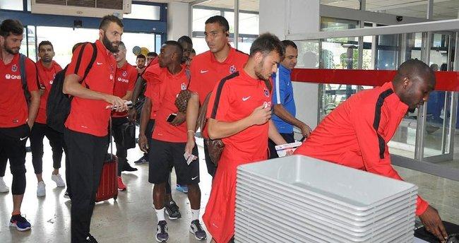 İşte Trabzonspor'un Alanya kadrosu
