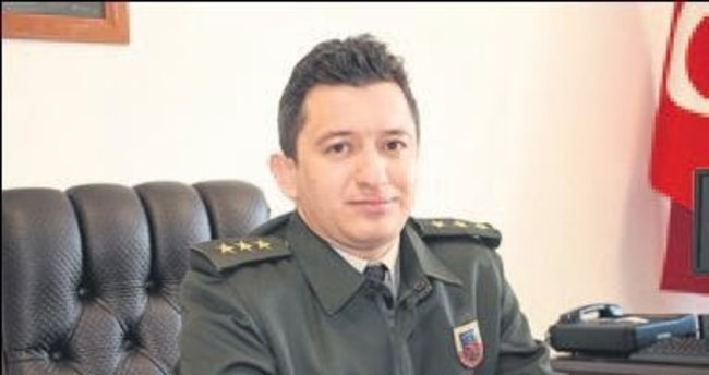 Manavgat'ın yeni komutanı görevde