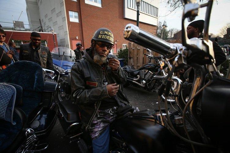 ABD yollarındaki Müslüman motorcular