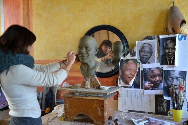 Mandela Roma'da ölümsüzleşecek