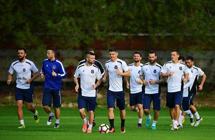 Kosova'dan maça saatler kala sürpriz hamle