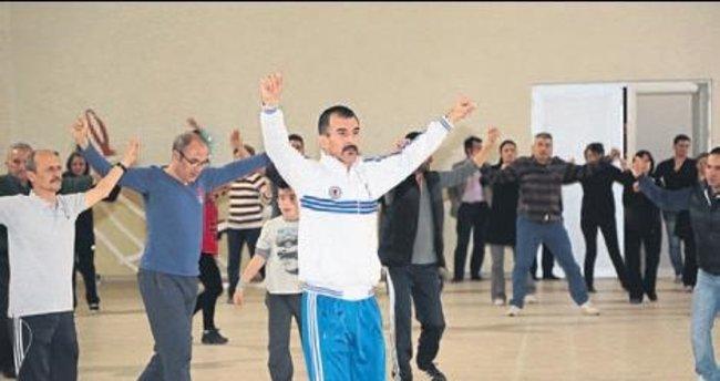 Denizli'de ücretsiz halk dansları kursu