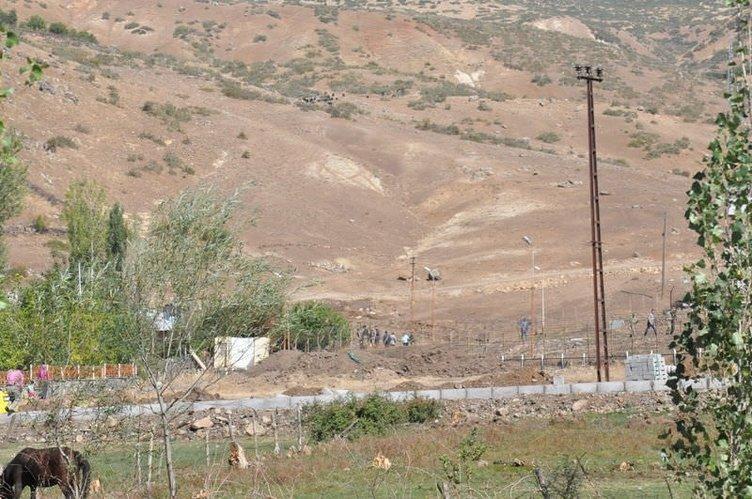 PKK'lı hükümlüler bu tünelden kaçtı