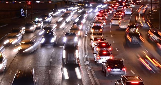 Motorlu taşıtlarda ÖTV tasarısı TBMM'de kabul edildi