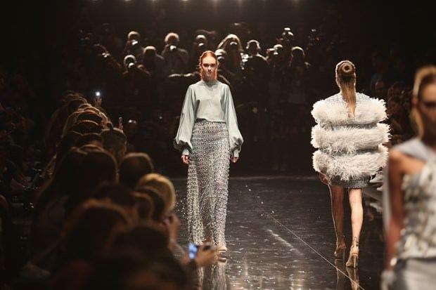 İstanbul Moda Haftası'nı takip eden ünlüler