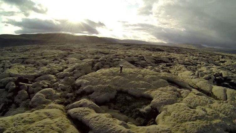 İzlanda doğa manzaraları
