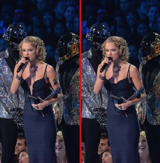 İki resim arasındaki fark