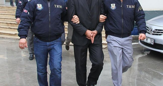 Denizli'de FETÖ'cü 33 işadamı tutuklandı