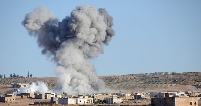 Azez'de sivillere bombalı saldırı: 11 ölü!