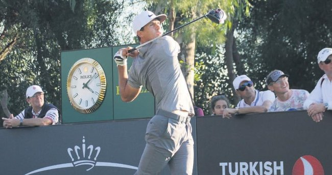 Turkish Airlines Open'da Lider Thorbjorn Olesen