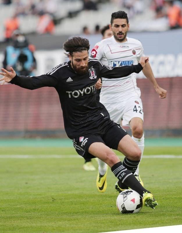 Beşiktaş - Gençlerbirliği maçının fotoğrafları