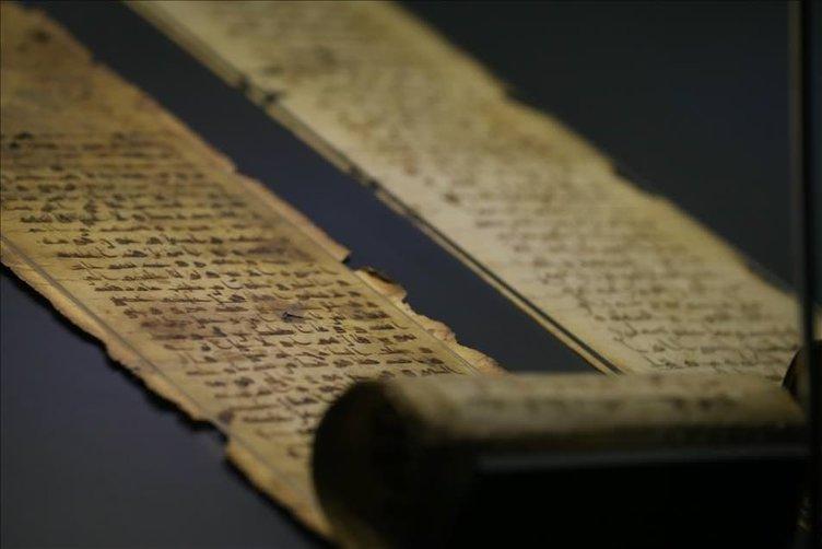 """Mucize Kitabın Muhteşem Hattı: KUFİ"""" sergisi açıldı"""