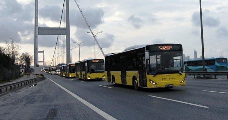 Son dakika: 15 ve 16 Temmuz'da İstanbul'da ulaşım ücretsiz