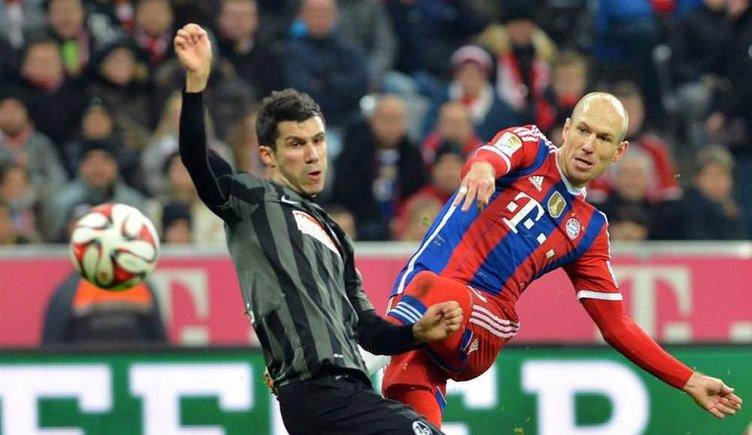 Attığı 39, yediği 3: Bayern yine garantiledi