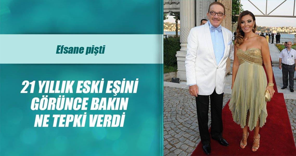 Feryal Gülman ile Kemal Gülman pişti oldu