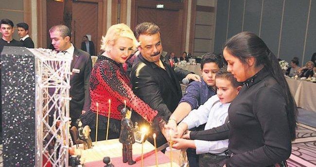 Serttaş'a eşinden 125 bin liralık doğum günü hediyesi