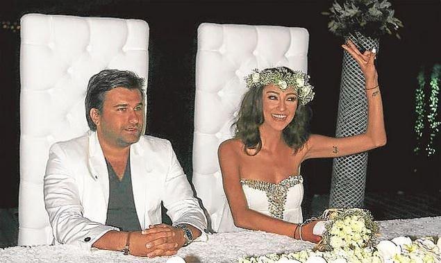 Evlendikleri gibi boşandılar!