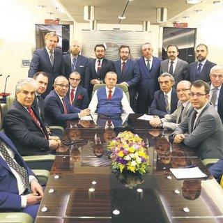 ERDAL ŞAFAK / 'AB ile yaşananlar geride bırakılmalı'