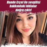 Hande Erçel ile Ekin Mert Daymaz neden ayrıldı?