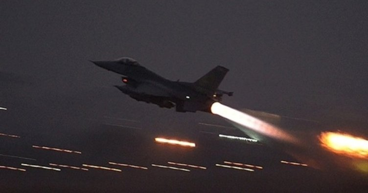 Zap ve Gara'da TSK'dan PKK'ya hava harekatı!