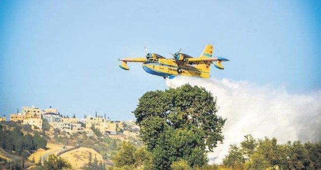 İsrail'den Ateş Kuşları'na teşekkür