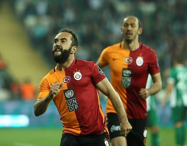 Galatasaray'da 19 futbolcu yolcu