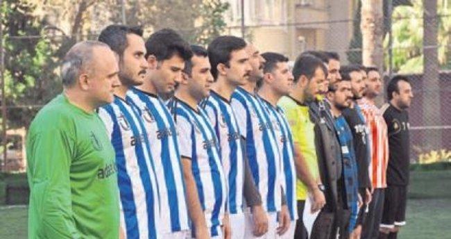 15 Temmuz şehit ve gazileri futbolla anılıyor