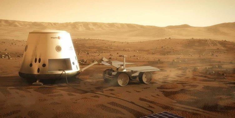 Mars'a gideceklerin sayısı 100'e indi