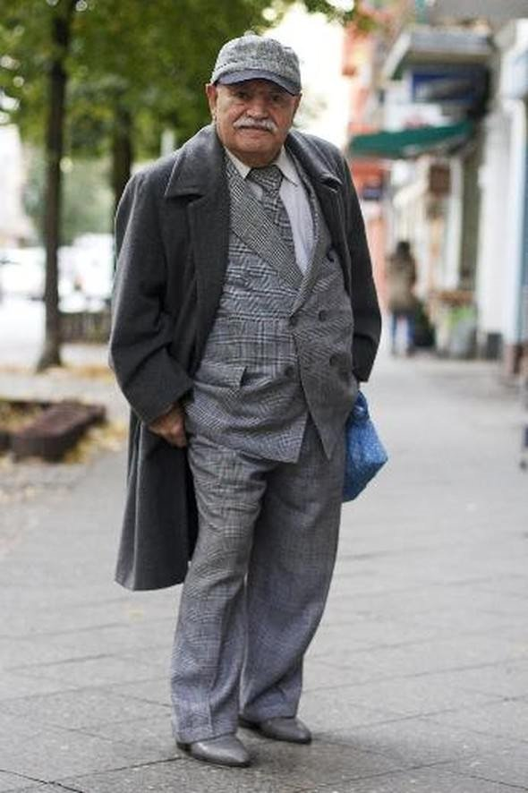 Ali amca Türkiye'ye taşınmış!