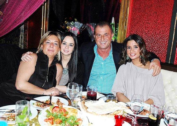 Fatih Terim'in kızından Arda Turan'a ağır gönderme!