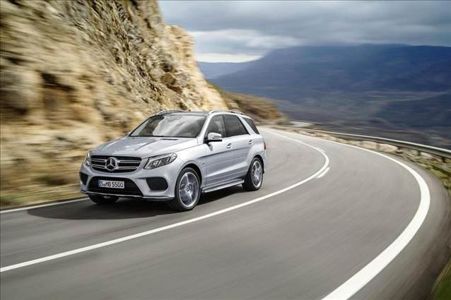 Mercedes GLE parlayacak