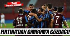 Trabzon'dan Cimbom'a gözdağı!