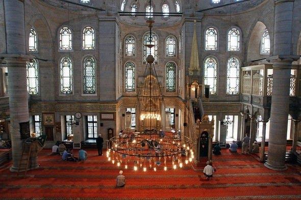Ramazanda mutlaka görülmesi gereken yerler