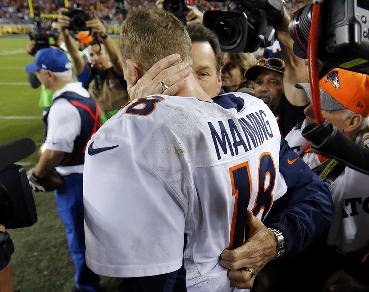 50. Super Bowl Denver Broncos'un