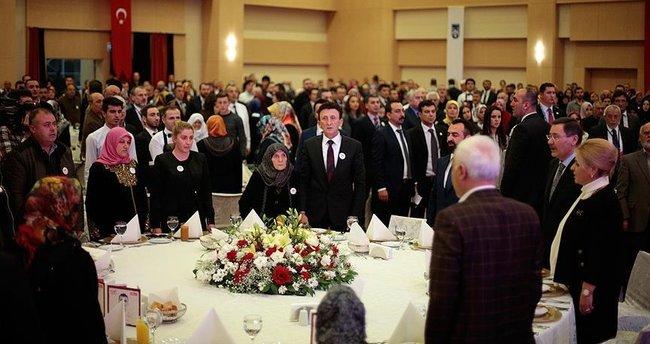 15 Temmuz şehitlerinin aileleri Ankara'da bir araya geldi