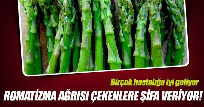 ROMATİZMA AĞRISI ÇEKENLERE ŞİFA VERİYOR!
