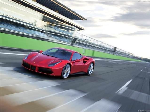 Ferrari 488 GTB'nin Türkiye fiyatı belli oldu