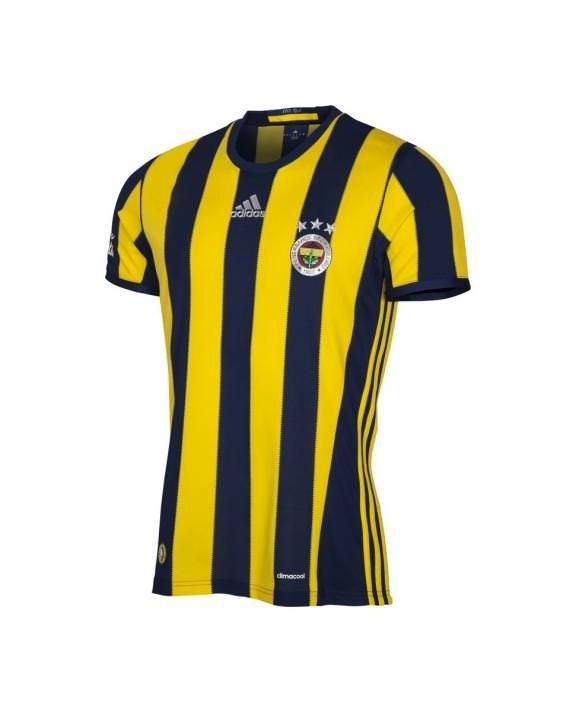 İşte Fenerbahçe'nin 2016/2017 sezonu formaları