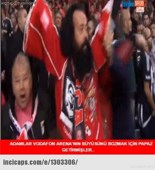 Beşiktaş capsleri sosyal medyada patladı