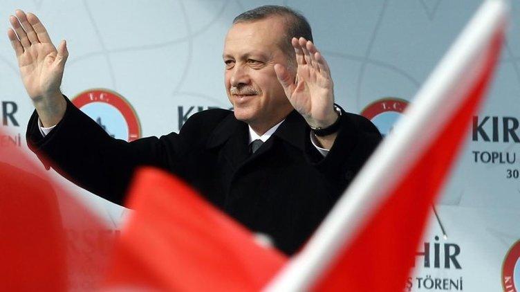Partili Cumhurbaşkanı, Başkanlığa götürecek