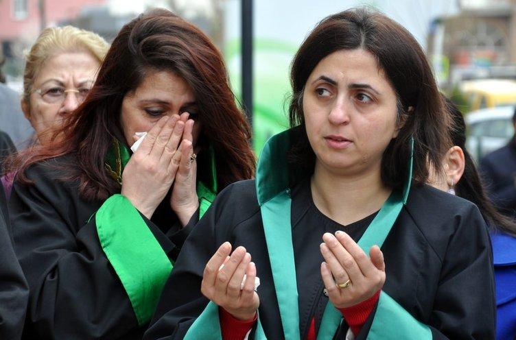 Savcı Kiraz'ın cenaze töreni