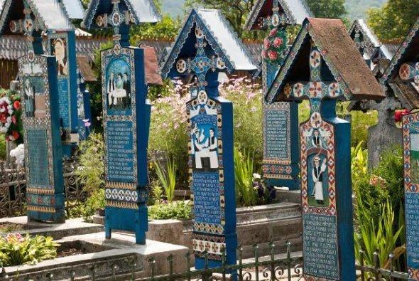 Ölmeden önce görmeniz gereken dünyanın en ilginç mezarlıkları