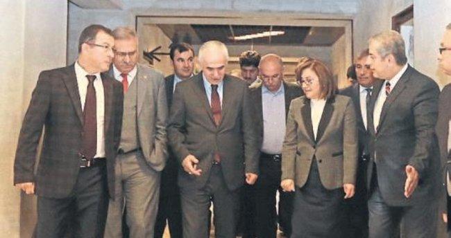 Yerel yöneticiler Gaziantep'te buluştu