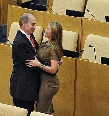 Putin'le ilgili şok 'çocuk' iddiası