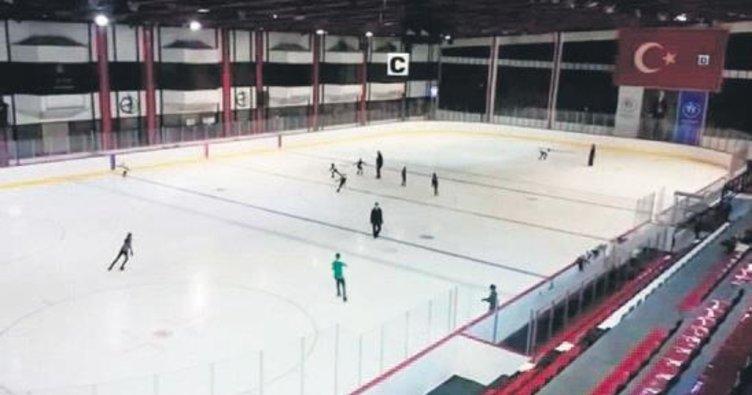 Artistik buz pateninde sezonun son heyecanı