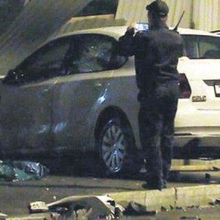 St. Petersburg'da araç yayalara çarptı