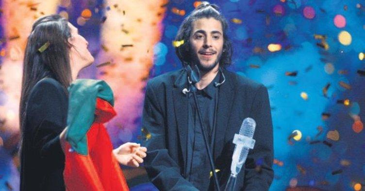 Eurovision'da Portekiz rüzgârı