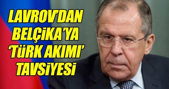 Lavrov: Brüksel'in Türk Akımı konusunda pragmatik düşünmesini umuyoruz